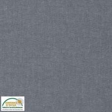 """Stof - Sevilla Shot Cotton - 152 cm wide (60"""") 2758.009- Dark Grey"""