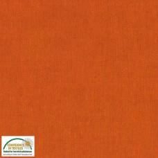 "Stof - Sevilla Shot Cotton - 152 cm wide (60"") 2758.023 - Terracotta"