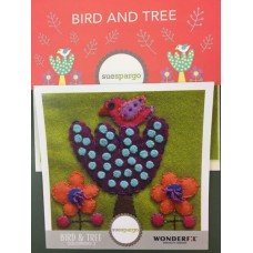 Sue Spargo - Bird and Tree Colourway 3
