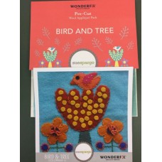 Sue Spargo - Bird and Tree Colourway 4