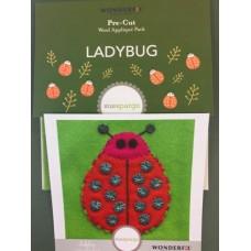 Sue Spargo - Ladybug Colourway 3