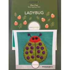 Sue Spargo - Ladybug Colourway 4
