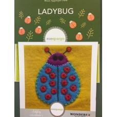 Sue Spargo - Ladybug Colourway 1