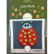 Sue Spargo - Ladybug Colourway 2