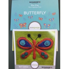 Sue Spargo - Butterfly Colourway 1
