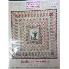 Jardin de Versailles - Pattern