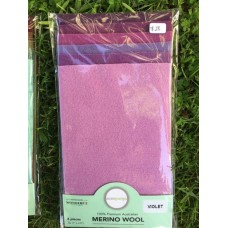 Sue Spargo Wool Pack - Violet