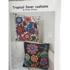Tropical Fever Cushions