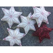Sashiko Stars - Kit