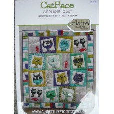 Cat Face Pattern