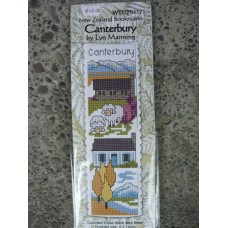 Canterbury Bookmark - KIT