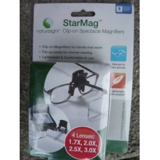 StarMag Clip on Spectacle Magnifiers