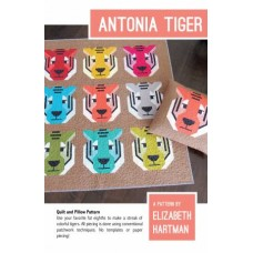 Antonia Tiger by Elizabeth Hartman
