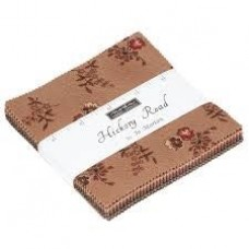 Hickory Road by Jo Morton - Charm Square Pack