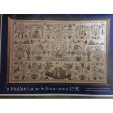'n Hollandsche Schone Anno 1790