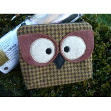Owl Purse - KIT