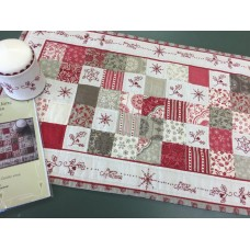 Table Runner and Candle Wrap