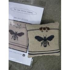 Bee Pin Pillow - KIT