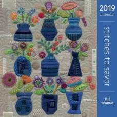 Sue Spargo 2019 Calendar - Now In Stock!