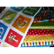 Dr Seuss Fabrics- Robert Kaufman
