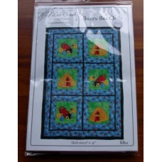 Buzzy Bee & Hives Quilt