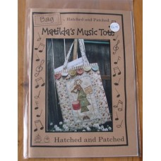 Matilda's Music Tote