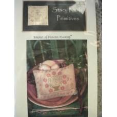 Basket of Flowers Pinkeep
