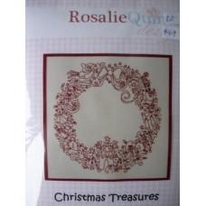 Christmas Treasures Wreath - KIT