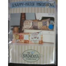 Scrappy - Patch Pincushion - KIT