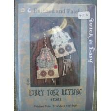 Honky Tonk Keyring