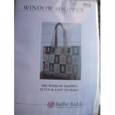 Window Shopper Bag - Pattern